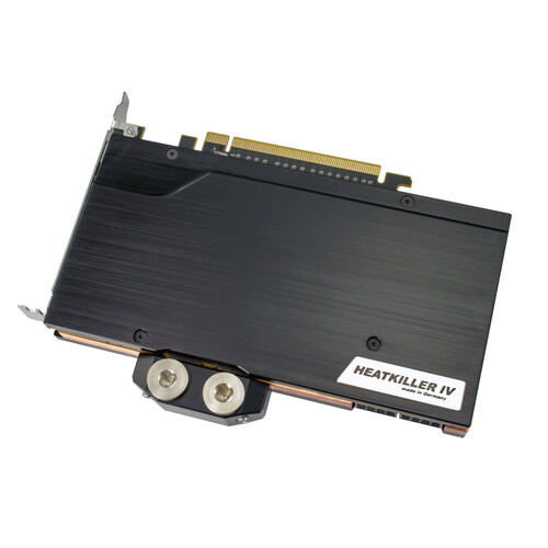 HEATKILLER® IV eBC - Backplate for R9 Fury X