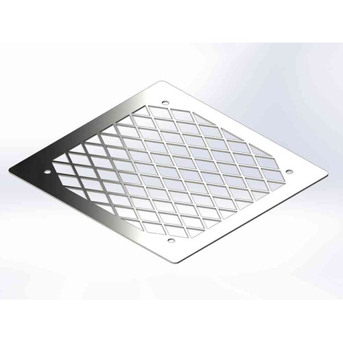 Fan Grill 1x140 Diamond