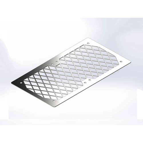 Fan Grill 2x140 - Diamond