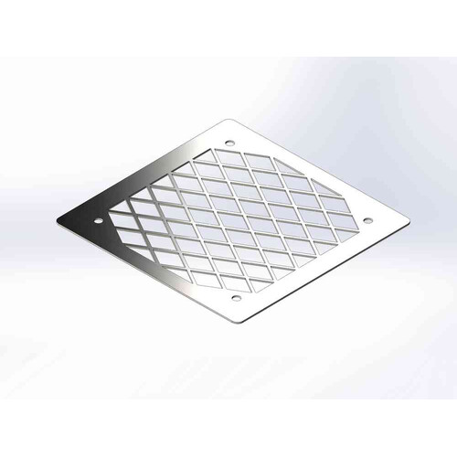 Fan Grill 1x120 Diamond