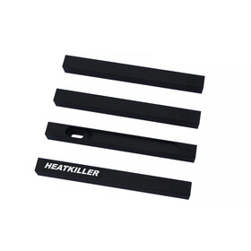 HEATKILLER Tube - struts 100mm - black