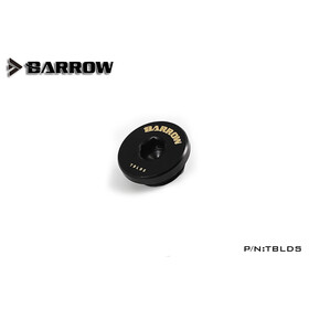 Barrow G1/4 Ultra Thin Stop Plug black