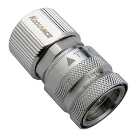QD3 Female Quick Disconnect No-Spill Coupling,...