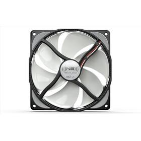 Noiseblocker NB-eLoop B12-2 bionic fan (1300 rpm)