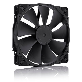 Noctua NF-A20 PWM chromax.black.swap 800rpm (200x200x30mm)
