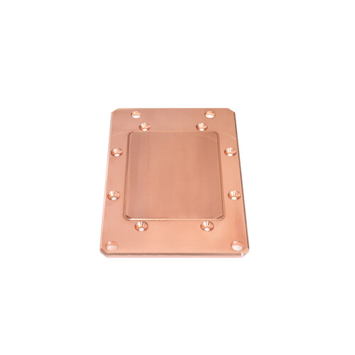 Cold plate for HEATKILLER® IV PRO for Threadripper™ - Copper