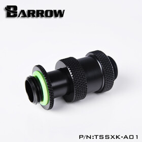 Barrow G1/4 SLI/Crossfire Adapter 22-31mm schwarz